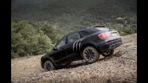 Bentley Bentayga, prove in offroad