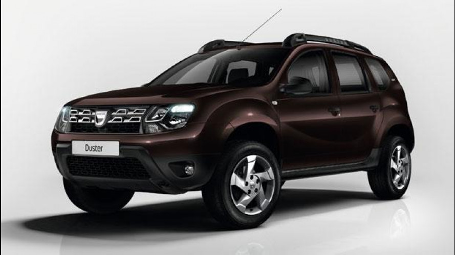 Dacia Duster Essential, speciale in Brown Chili