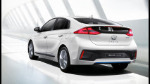 Hyundai Ioniq, le prime foto