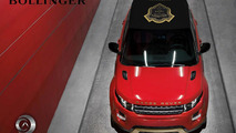 Range Rover Evoque Bollinger by Aznom [video]