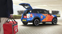 MINI Countryman for 2012 Olympic and Paralympic Games 26.4.2012