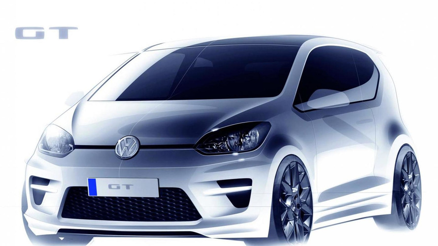 Volkswagen Up! GT confirmed for 2013 release