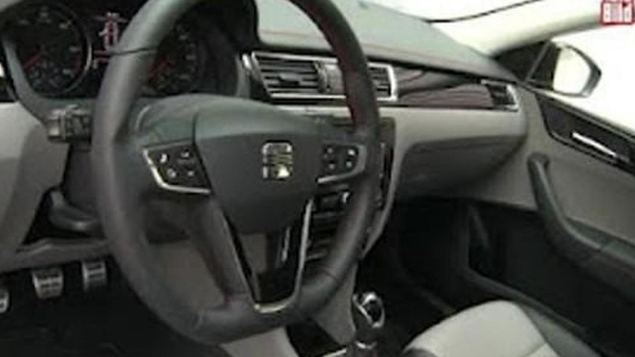 Seat Toledo concept leaked photos, 580, 01.3.2012