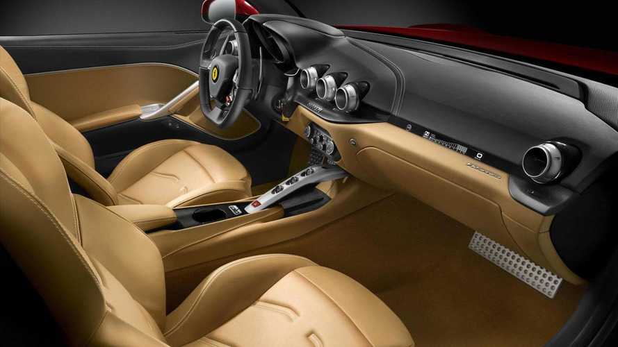 F12 Berlinetta announced - the fastest Ferrari ever built [videos]