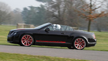 Bentley Continental Supersports Convertible ISR 16.3.2012