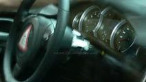 Porsche Panamera Interior Spied