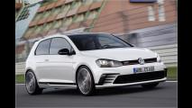 VW präsentiert den Golf GTI Clubsport