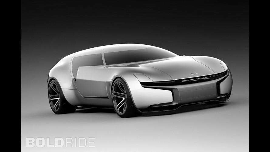 Ford Caspi Concept by Samir Sadikhov