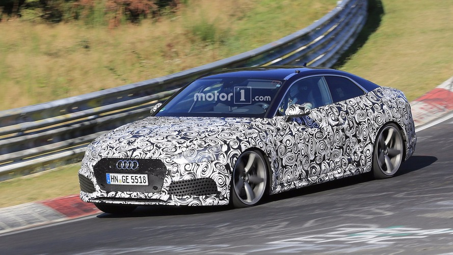 Audi RS5 Coupé 2018 - Une Porsche déguisée?