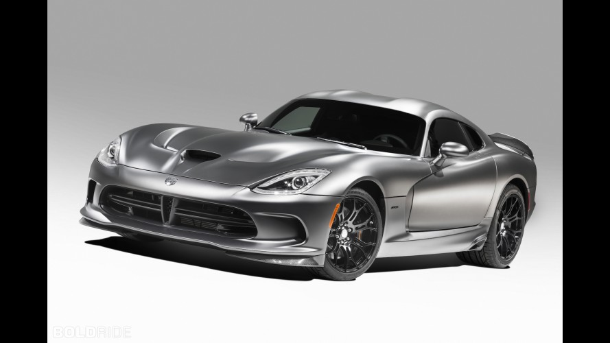 SRT Viper Time Attack Anodized Carbon