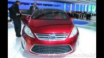 Salão de Detroit 2008: Ford Verve Sedan Concept pode ser o novo Fiesta Sedan