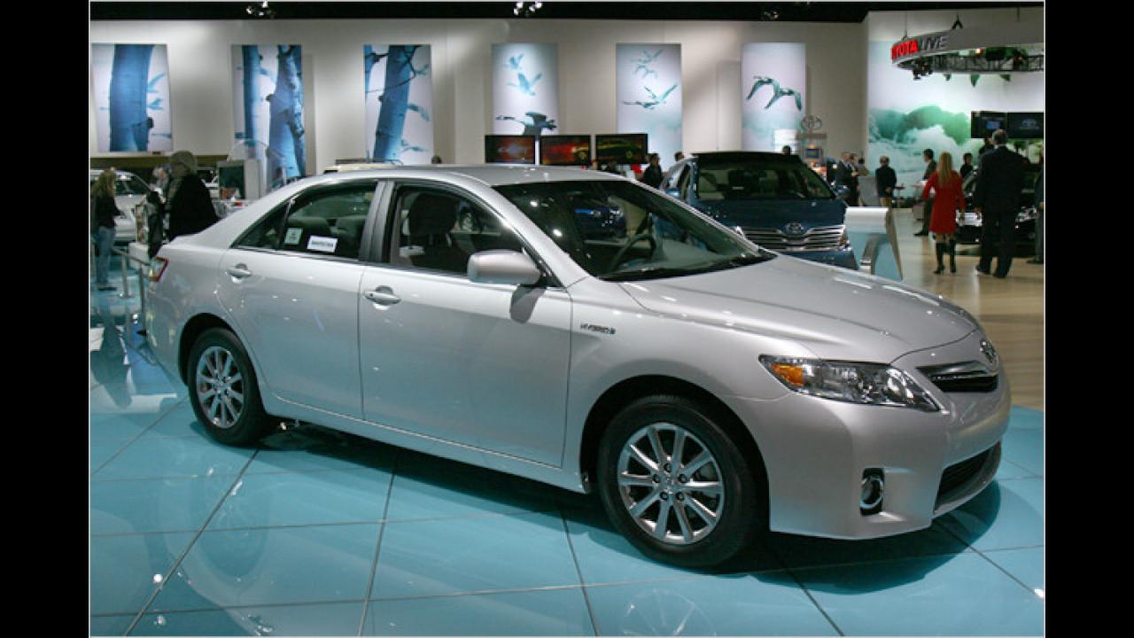 Platz 2: Toyota Camry/Solara