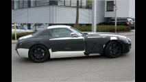 Erwischt: Mercedes SLS