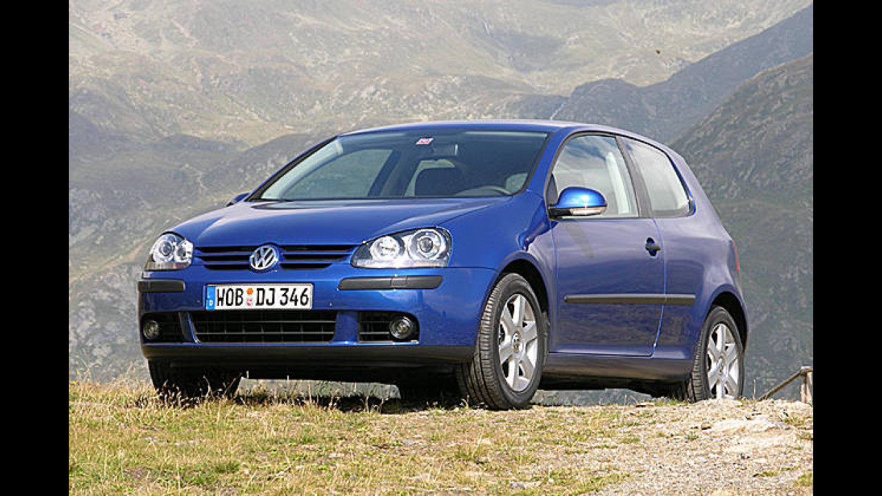 VW Golf 2.0 TDI 103 kW Trendline 4Motion 3-türig