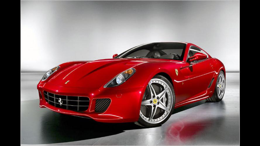 Ferrari in Genf 2009: Schnelles auf dem Salon