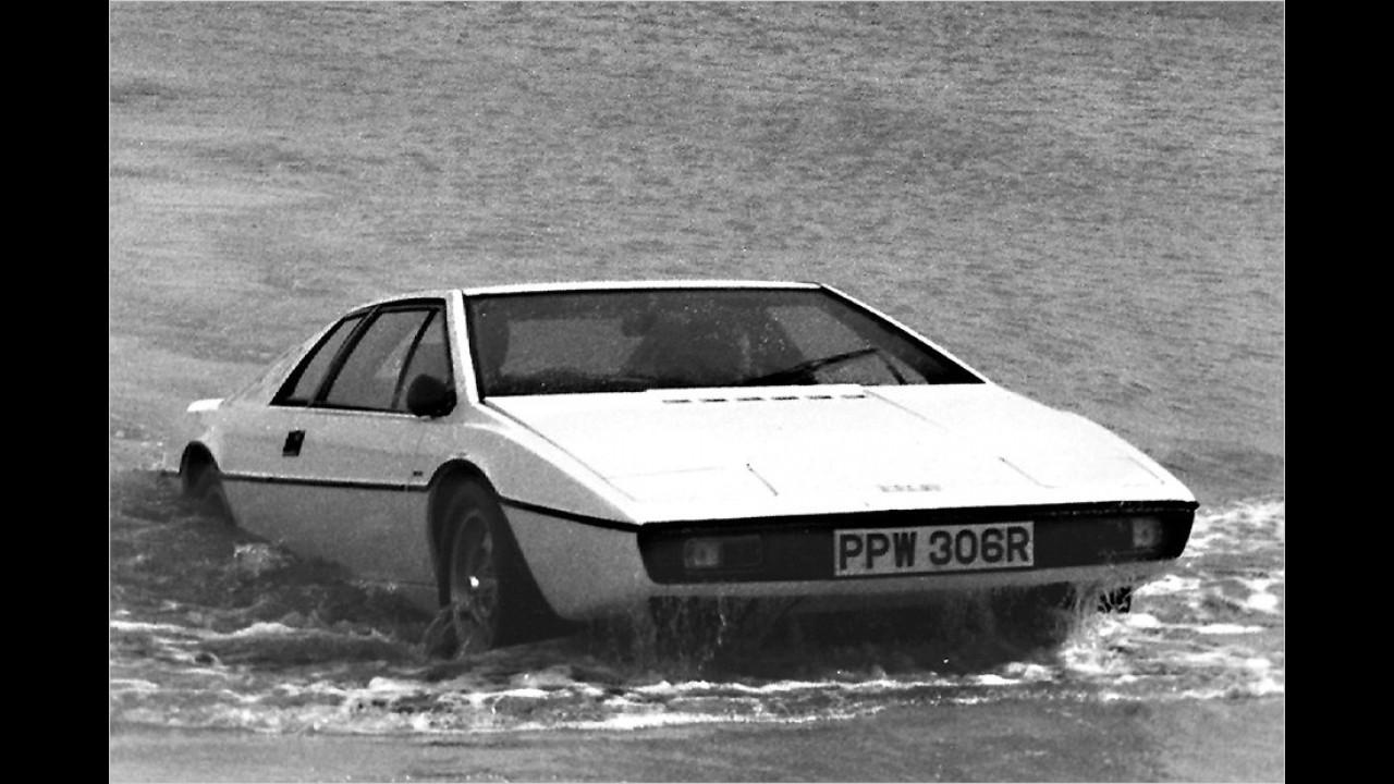 Der Spion, der mich liebte (1977): Lotus Esprit S1