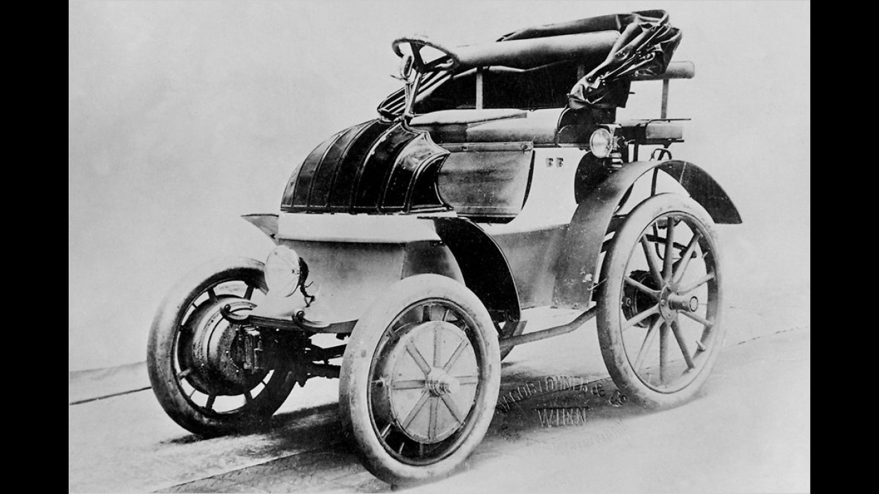 Lohner-Porsche (1900)