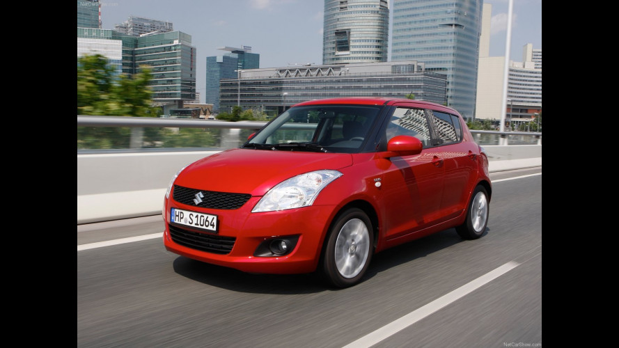 Suzuki Swift è pronta per l'America