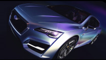 Subaru Advanced Tourer Concept - Teaser