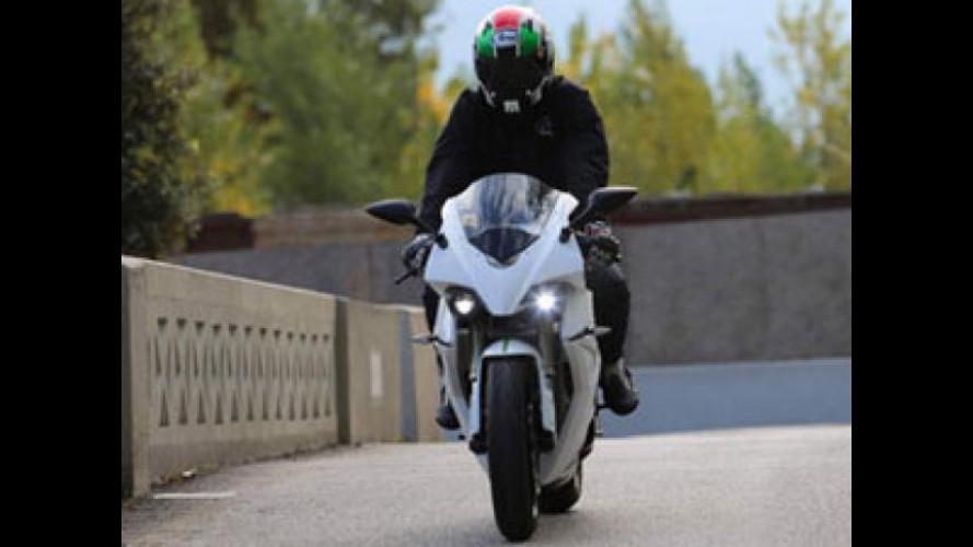 Incentivi 2013 anche per le moto, ma solo elettriche