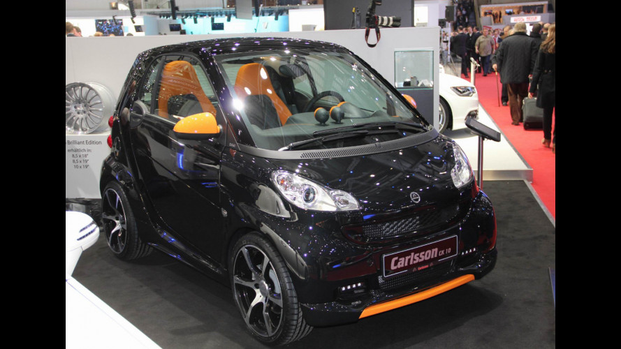 smart fortwo Carlsson CK 10