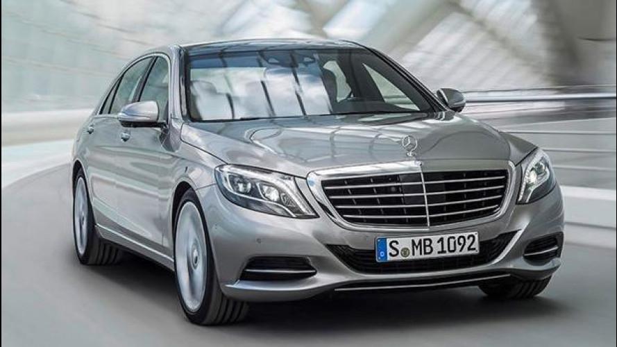 Nuova Mercedes Classe S