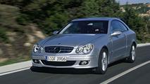 Mercedes-Benz CLK-Class Facelift
