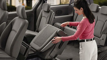 2005 Chrysler Town & Country Stow n Go Seating