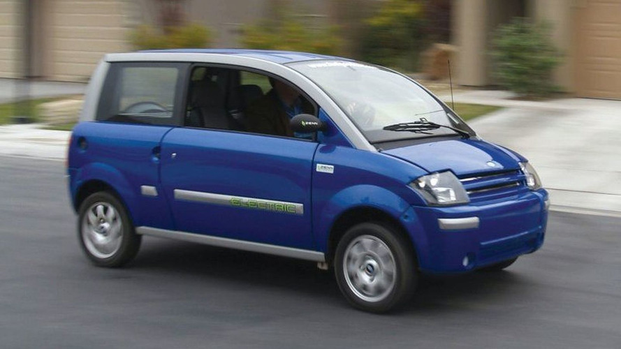 Microcar ZENN to be Released in UK