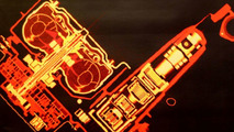 Ford Metal X-Ray - Transmission