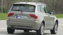 Upcoming BMW X3