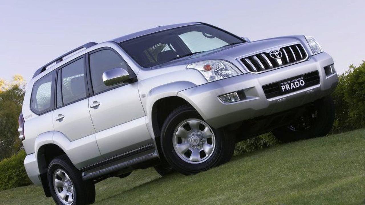 Toyota LandCruiser Prado GX Limited Edition