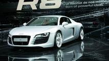 New Audi R8 Bang & Olufsen Sound System