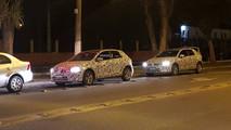 VW Polo 2018 perde camuflagem no Brasil