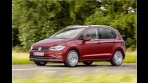 Ab Herbst 2017 ist der überarbeitete VW Golf Sportsvan im Handel