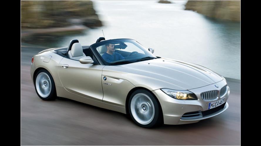 Neuer BMW Z4: Von Stoff zu Aluminium