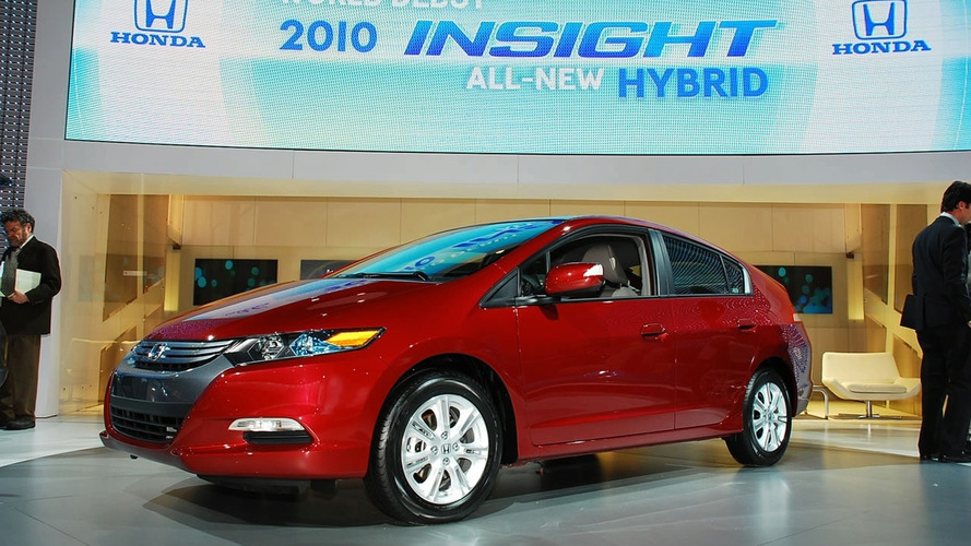 Honda Insight will be discontinued after 2014MY - report