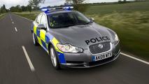 Jaguar XF Police Car