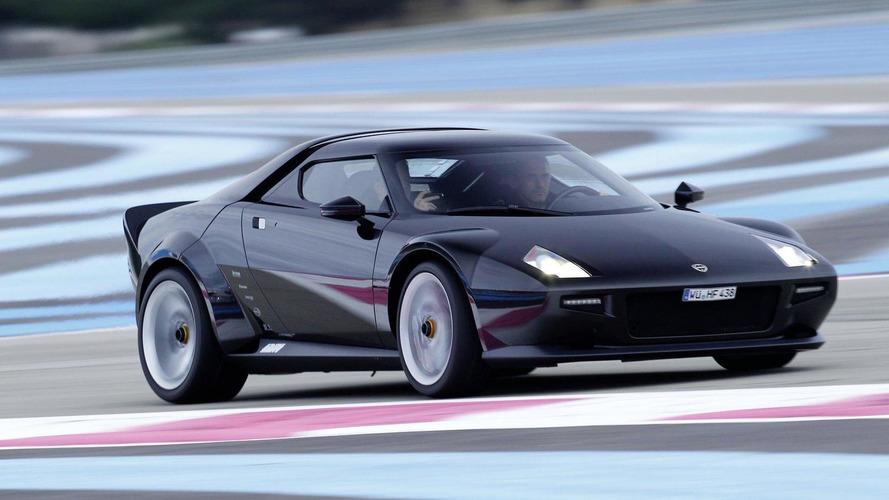 The Lancia Stratos looks set to make a comeback