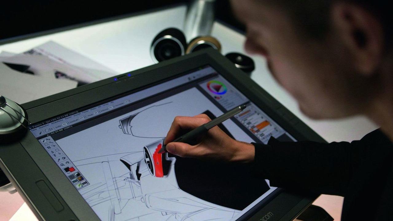 Ivo van Hulten, Audi Interior designer, Audi A1