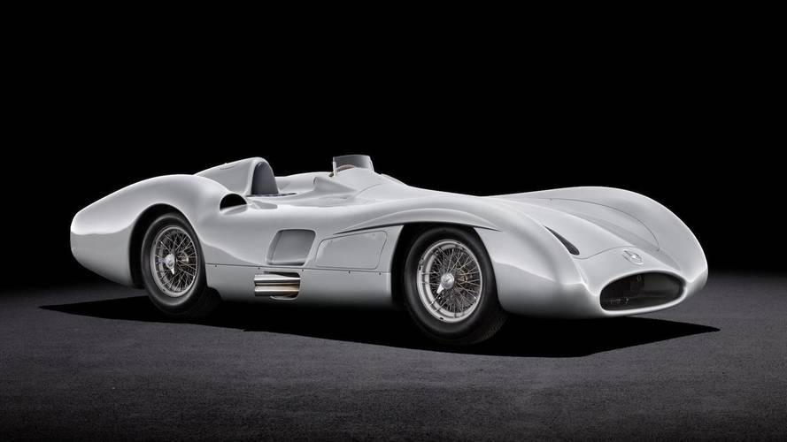 Mercedes 'Flèches d'Argent' des années 50