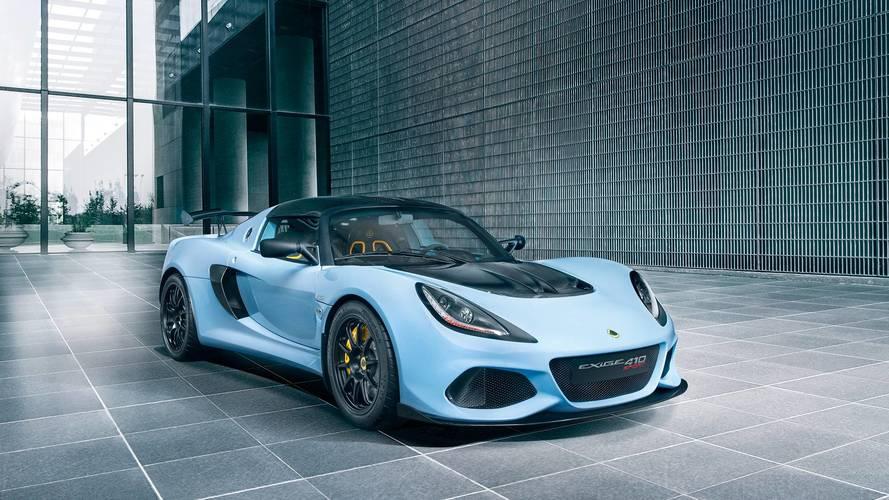 3.4 másodperc alatt van százon a vadonatúj Lotus Exige Sport 410
