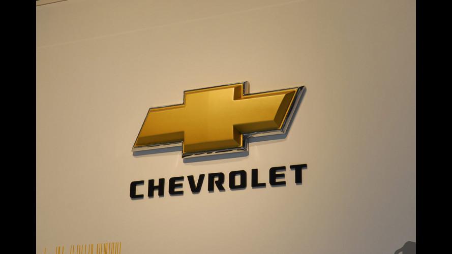Chevrolet al Salone di Ginevra 2009