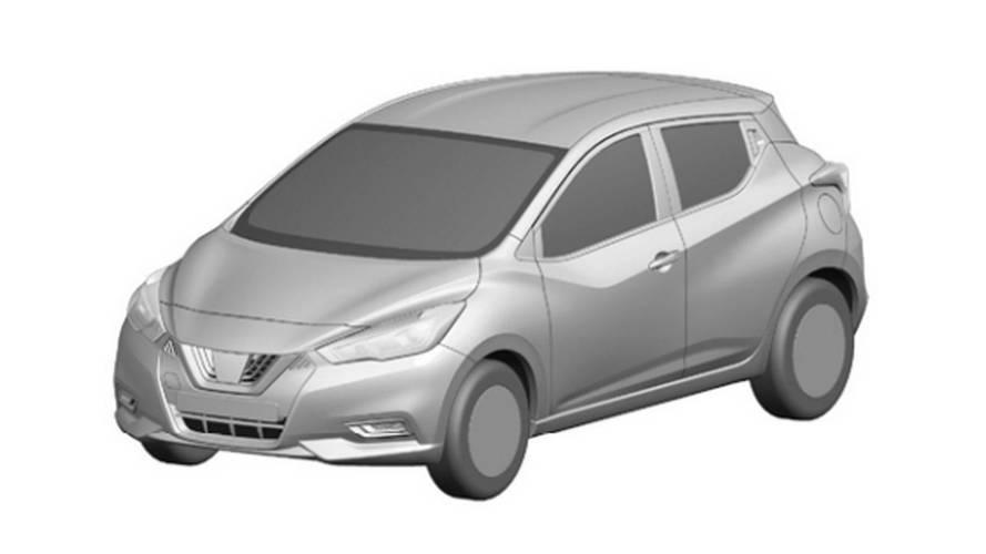 Novo Nissan March tem patentes registradas no Brasil