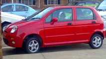 Chery cars spotted in SA