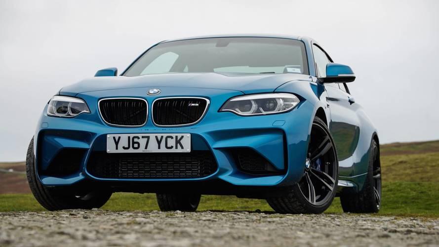 2017 BMW M2 İlk Sürüş: En iyi M modeli