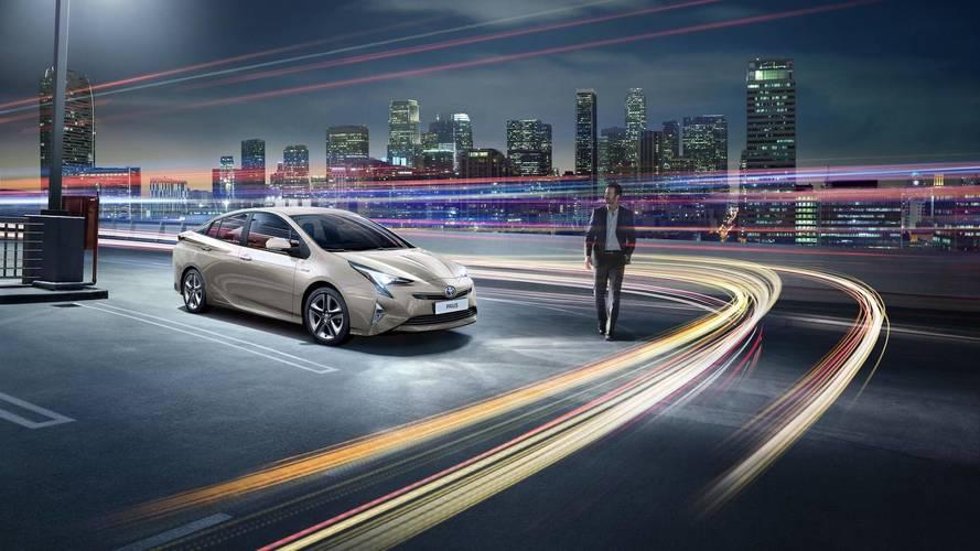 El Toyota Prius 2018 añade más sistemas de seguridad