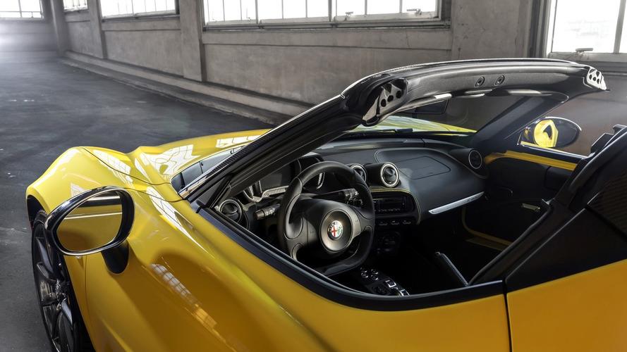Alfa Romeo travaille sur de nouvelles Giulietta et 4C