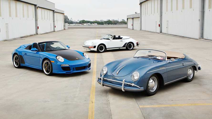 Jerry Seinfeld selling 18 amazing Porsches, VWs next month