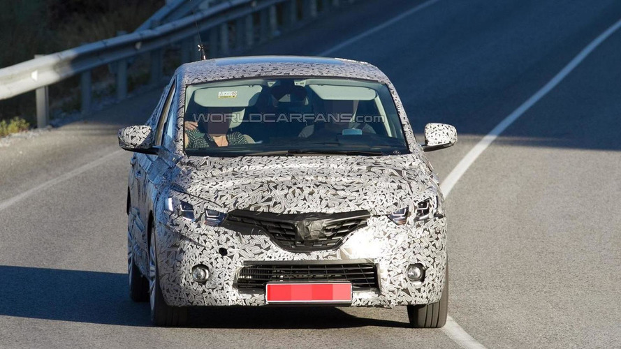 Renault Scenic confirmed for Geneva